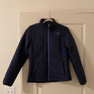Down north face jacket
